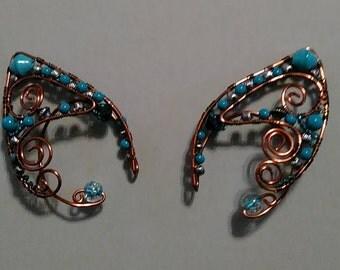 Renaissance Ear Cuffs