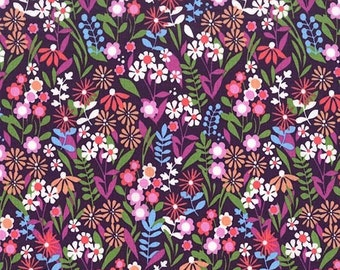 Fresh Flowers Fabric by Michael Miller