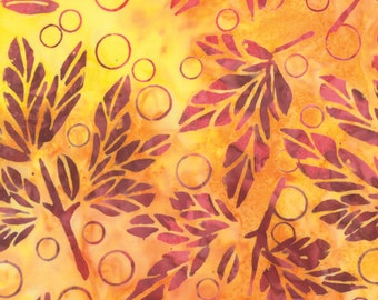 Moda Wild Waves Batik Sunshine 4341-13