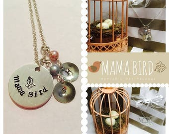 Mama Bird Personalized Mother's Day Package