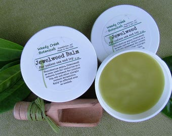 Poison Ivy Balm, Handmade Soap, Jewelweed soap, Jewelweed Balm, Poison Oak Balm