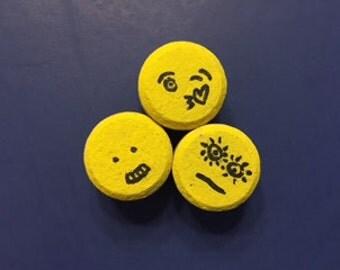 Emoji Cork magnents