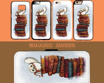 Harry potter Hedwig owl - phone iphone 4 4s 5 5s 5c 6 6s 7 plus samsung galaxy s3 s4 s5 s6 s7 edge note 3 4 5 cover case cases