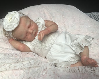 Realistic Reborn doll realborn fairy baby doll Clover