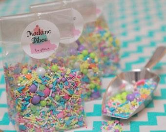 "Candy mix: ""the unicorns exist"""