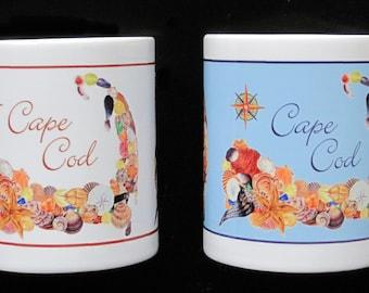 Mugs - 11 ounce ceramic