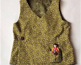 Kimono Pocket Tunic
