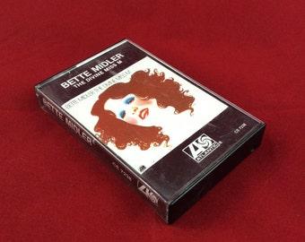 Bette Midler - The Divine Miss M - Cassette Tape