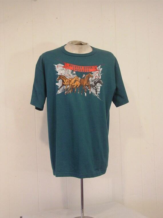 80s Asics Tiger Sneakers t-shirt Small mUjXWper