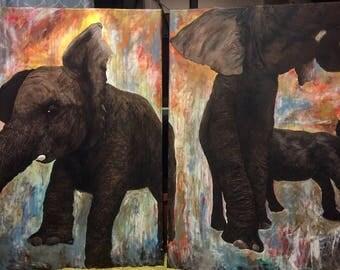 We the elephants