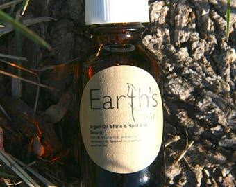 Argan Oil Shine and Split End Serum