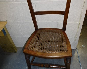 Antique Decorative Mahogany Chair