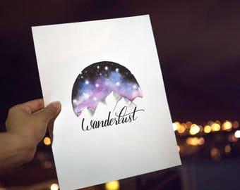 Wanderlust - Digital Copy