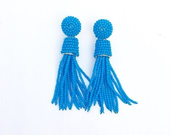 Feel Good earrings - Blue