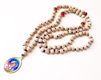 Bala Krishna | Live playful | Joie de vivre. Ease | Hare Krishna | JAPA Mala. Yoga jewelry
