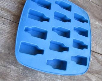 13-cavity Bottls Ice Tray Ice Mold Flexible Silicone Mold Handmade Mold