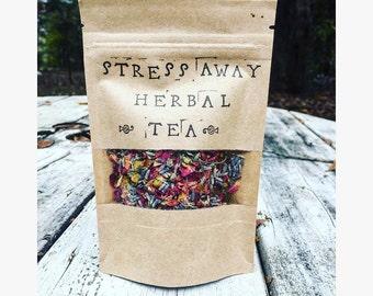 Stress Away Herbal Tea