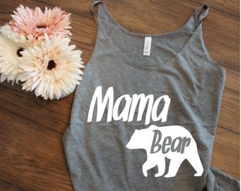 Mama Bear - Slouchy Women's Tank