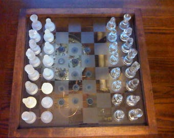 Steampunk Clockwork Chessboard Bomb prop Screen Used 221B