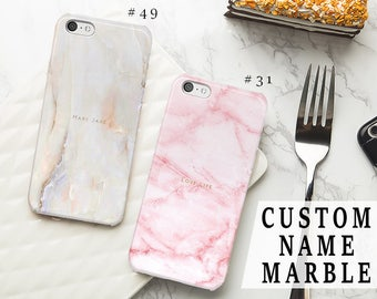 Custom Name Marble for Samsung galaxy s7 case Pink Samsung Galaxy 7 edge case pink marble samsung galaxy s6,s6 edge,s5, j7,j3 case samsung