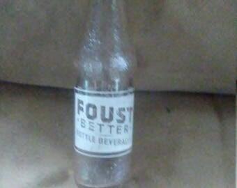 Foust Beverage Bottling.Co.