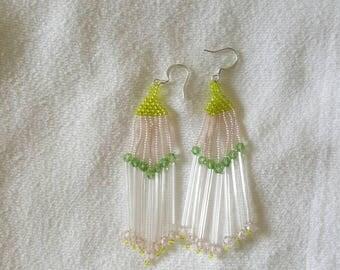 Spring time earrings