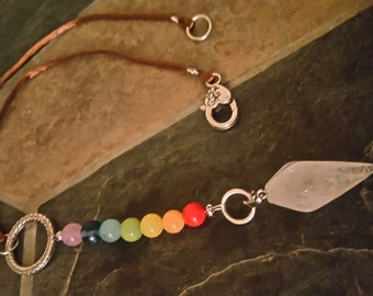 Divination Pendulum Necklace