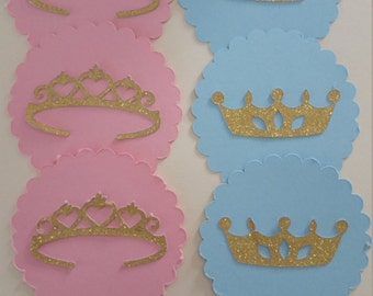 Princess or Prince Badges