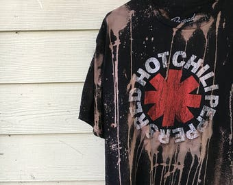 Red Hot Chili Peppers Bleached tshirt