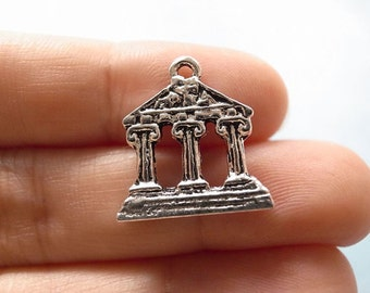 6 Arc de Triomphe Charm, The Arc Charm, monument charm, The Arc De Triomphe Charm, History Monument Charm