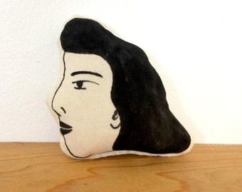 Soft Sculpture Lady