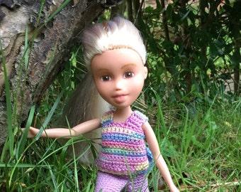 OOAK Unique Hand Repainted Ex Bratz Doll