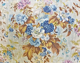 Le Manach Mortefontaine Cotton Designer Fabric by the yard