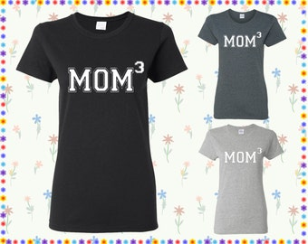 Mom 3 Shirt Mom Cube Shirt Mommy 1 2 3 4 T Shirts Mama Tshirts Mom T Shirt Mother'ss Day Tees Women T Shirts Ladies T Shirts Gift For Mommy