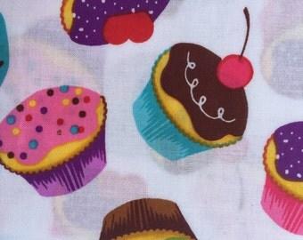 Cupcake Fat Quarters