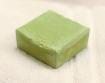 Fierce Castile Silk Soap