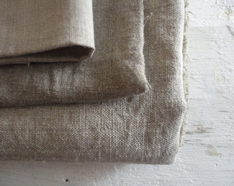 natural LINEN in different qualities _ semi light (125 g), midi-weight (185 g) or heavy (280 g) quality _ fabric by yard