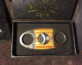 Zebrawood Cigar Cutter