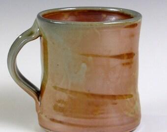 """Woodfired, Stoneware Mug 4.5"""" x 4.5"""""""