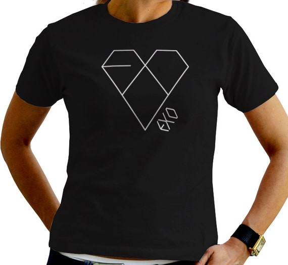 EXO FAN KPOP Shirt Women/Men