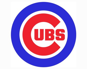 30%OFF Chicago Cubs Logo SVG Eps Dxf Jpeg Format Vector Digital Download Cutting File Silhouette ...