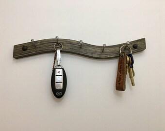 Ebony Infinity Key Holder