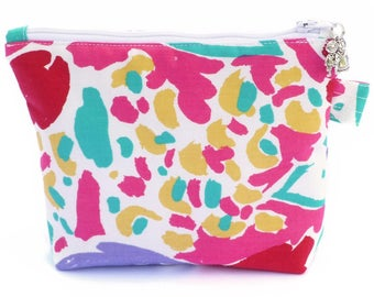 Colourful Cosmetic Bag