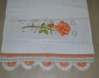 Crochet Towel
