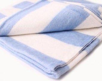 Organic Cotton, Baby Blanket, Baby Shower Gift, picnic blanket, Summer blanket, Gift for him, family gift, Home gift