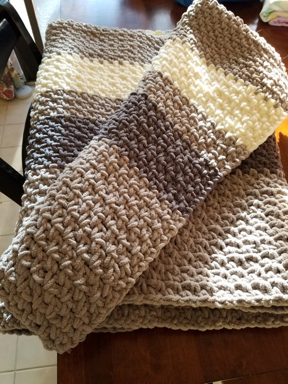 READY TO SHIP - Beautiful Soft Blanket