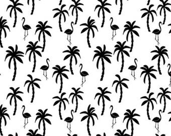 Palm tree leggings
