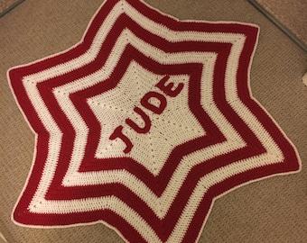 6 point Star Blanket