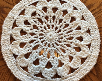 Beautiful Lace Doily