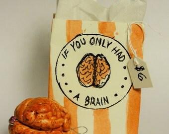 Brain Charm // Little Accessories